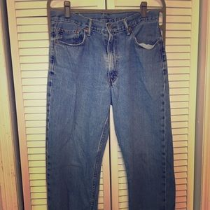 Men's Levi's jeans 550